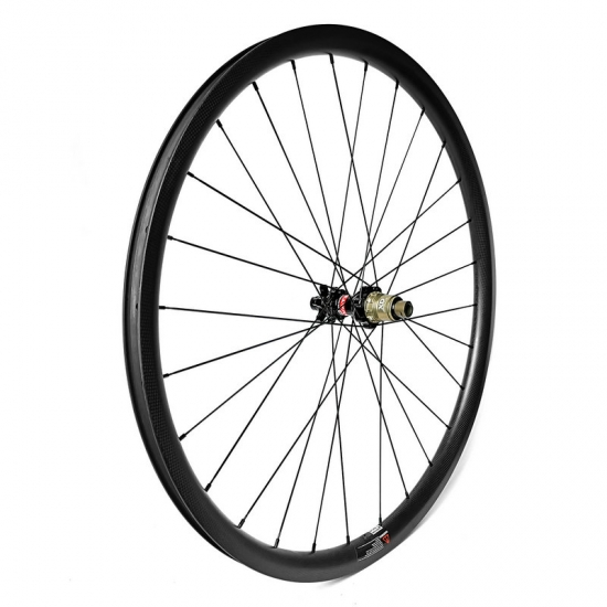 gravel bike wheelset